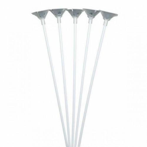 Balon Çubuk Set - Gümüş