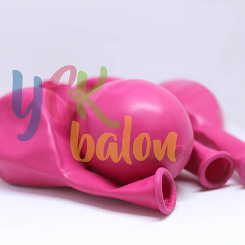 Dış Mekan Balonu Pembe