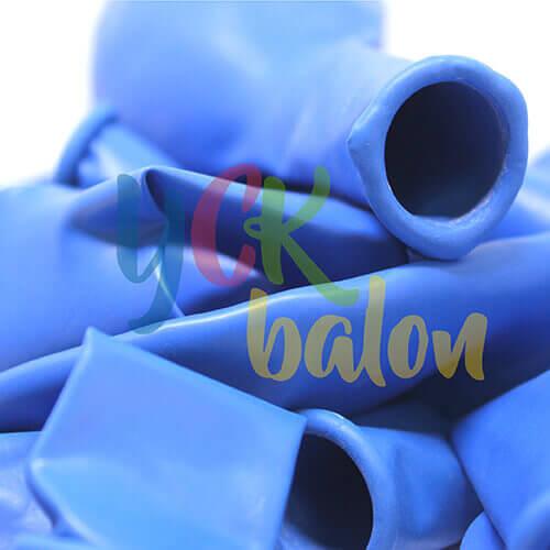 Dış Mekan Balonu Koyu Mavi