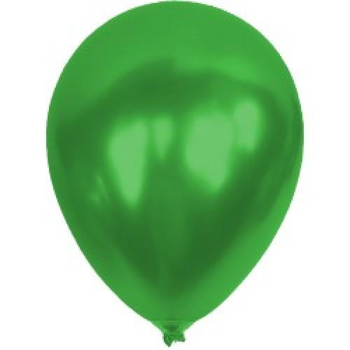 Metalik Balon Açık Yeşil